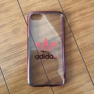 アディダス(adidas)のiPhone 8 ケース(iPhoneケース)