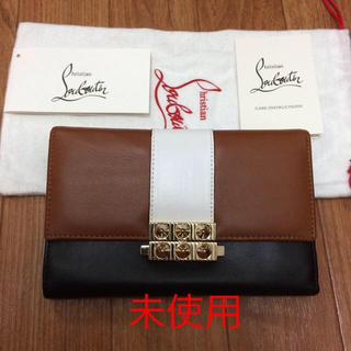 クリスチャンルブタン(Christian Louboutin)のルブタンの三つ折り財布(財布)