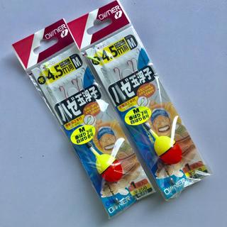 新品未開封☆ハゼ玉浮子〜H−493〜Mサイズ〜4個セット(釣り糸/ライン)