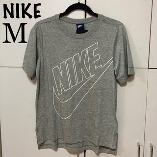 ナイキ(NIKE)のM ナイキ レディース シンプル Tシャツ 半袖 グレー ウェア(Tシャツ(半袖/袖なし))