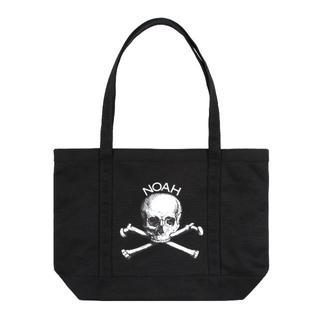 シュプリーム(Supreme)のNOAH NYC / Jolly Roger Tote Bag - Black(トートバッグ)