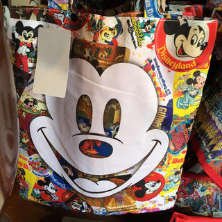Disney - 新作❤️新品*ディズニー  ミッキー  90周年 トートバッグ