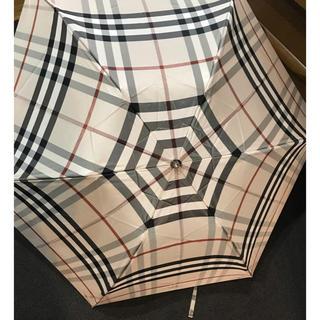 BURBERRY - ■バーバリー 折りたたみ傘 傘