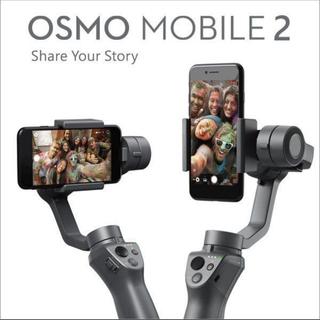 アップル(Apple)のDJI OSMO MOBILE2(ビデオカメラ)