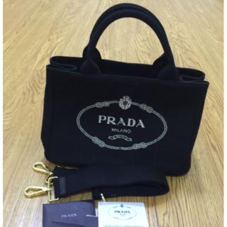 PRADA - PRADA カナパ 2way トートバッグ S