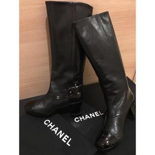 シャネル(CHANEL)の✨ しんし1394様 専用商品 /CHANEL ブーツ2点セット ✨(ブーツ)