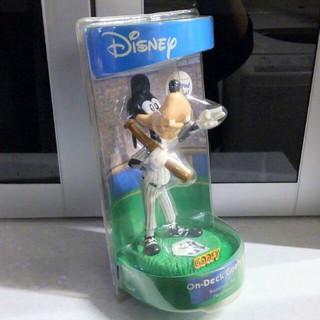 ディズニー(Disney)のヴィンテージ ディズニー 海外版 ボブルヘッドドール グーフィー NYヤンキース(その他)