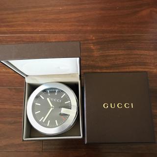 Gucci - 新品 GUCCI 置き時計
