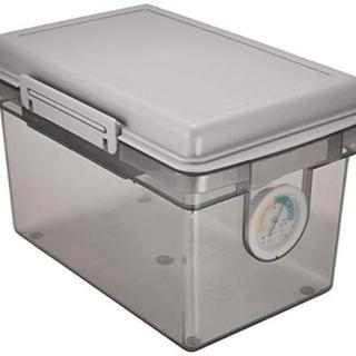 キャパティドライボックス カメラ保管防湿庫 8L(防湿庫)