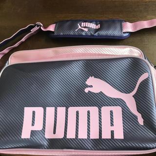プーマ(PUMA)のPUMAのエナメルバッグ(スポーツ)