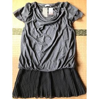 シマムラ(しまむら)の新品未使用タグ付き 半袖トップス(Tシャツ(半袖/袖なし))