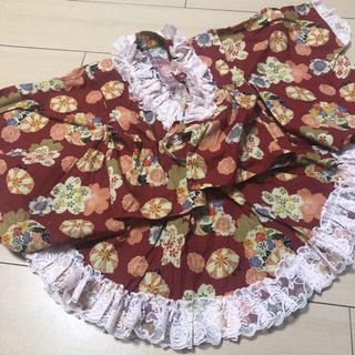 着物 浴衣 ドレス  正月 ハロウィン  七五三 レトロ(甚平/浴衣)