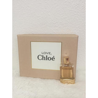 クロエ(Chloe)のラブクロエ 香水 5ml(香水(女性用))