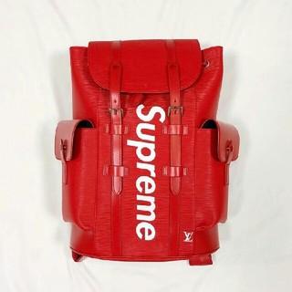 シュプリーム(Supreme)のLouis Vuitton×Supreme 限定バック(バッグパック/リュック)