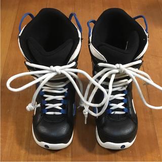 バートン(BURTON)のBURTON キッズ ブーツ 22センチ 中古(ブーツ)