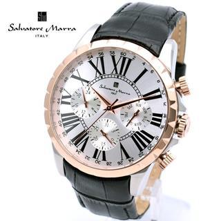 サルバトーレマーラ(Salvatore Marra)のサルバトーレマーラ 腕時計 メンズ 人気 ブランド 時計 革ベルト(腕時計(アナログ))