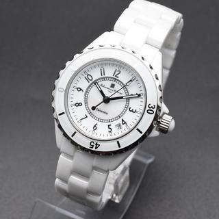 サルバトーレマーラ(Salvatore Marra)のサルバトーレマーラ 腕時計 メンズ ブランド 時計 ホワイト 白(腕時計(アナログ))