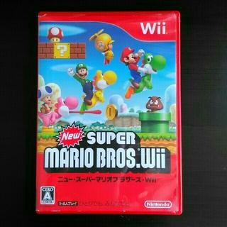Wii - wii ニュー・スーパーマリオブラザーズ