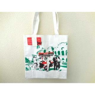 海外限定■コカ・コーラ トートバッグ/イタリア ヴェニス(トートバッグ)