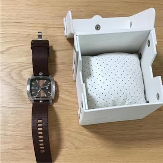 ディーゼル(DIESEL)の【美品】ディーゼル 腕時計(腕時計(アナログ))