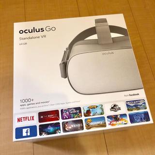 【美品】Oculus Go 64GB + VRマスク(その他)
