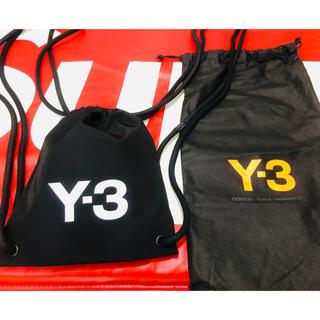 ワイスリー(Y-3)のY-3 Mini Gym Bag ワイスリー ミニ ジム バッグ(バッグパック/リュック)