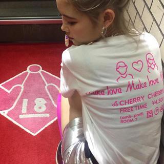 セブンパーセントモアピンク(7% more PINK)のTシャツ(Tシャツ(半袖/袖なし))