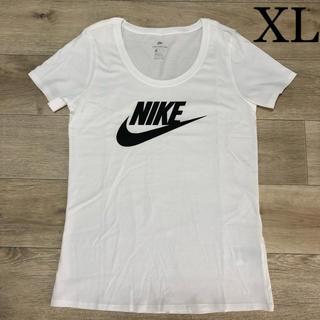 ナイキ(NIKE)のXL ナイキ シンプルTシャツ レディース ベーシック Tシャツ (Tシャツ(半袖/袖なし))