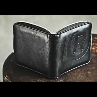 エクストララージ(XLARGE)のxlarge ラウンドジップ型レザー財布(折り財布)