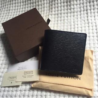 ルイヴィトン(LOUIS VUITTON)の【新品未使用】ルイヴィトン ポルトフォイユ マルコNM(折り財布)