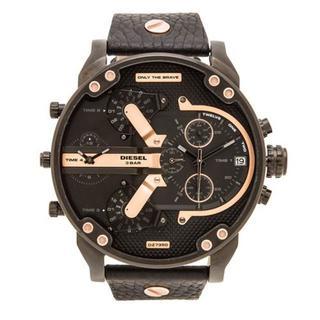 ディーゼル(DIESEL)のメンズに大人気★DIESELディーゼルDZ7350★1年保証箱付き(腕時計(アナログ))