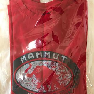 マムート(Mammut)のマムートTシャツ、ほぼ未使用(登山用品)