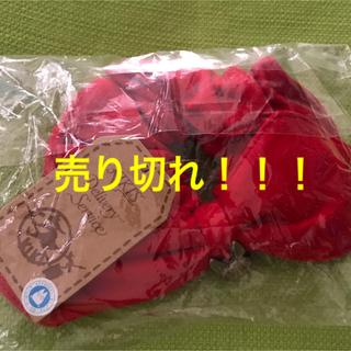 魔女の宅急便 赤リボン ジジ キキ(ヘアゴム/シュシュ)
