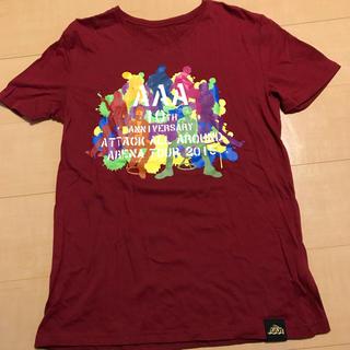 トリプルエー(AAA)のAAAライブTシャツ(ミュージシャン)