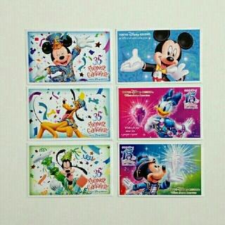 ディズニー(Disney)のディズニー 35周年チケット(遊園地/テーマパーク)