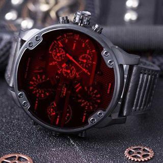 ディーゼル(DIESEL)の激レア商品★DIESELディーゼル DZ7402★3年保証(腕時計(アナログ))