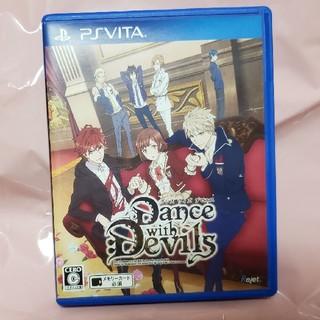プレイステーションヴィータ(PlayStation Vita)の【本日限定価格】PSVITA Dance with Devils(携帯用ゲームソフト)