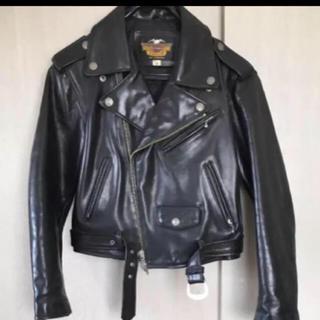 ハーレーダビッドソン(Harley Davidson)のライダースジャケット S(ライダースジャケット)