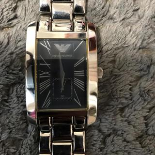 エンポリオアルマーニ(Emporio Armani)のアルマーニ時計(腕時計(アナログ))