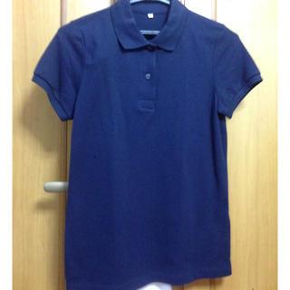 ポロシャツ 無印良品 Mサイズ レディース(ポロシャツ)