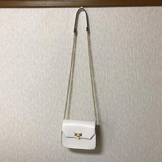 ジーユー(GU)の【美品】チェーンバッグ(ショルダーバッグ)