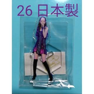 日本製 26 アクリルスタンド 安室奈美恵ガチャ(ミュージシャン)