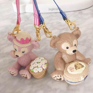 Disney - 閉店セール!ダッフィー&シェリーメイ♡お菓子ケース♡小物入れ