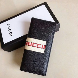 グッチ(Gucci)のGUCCI 408836 PVC メンズ財布(折り財布)