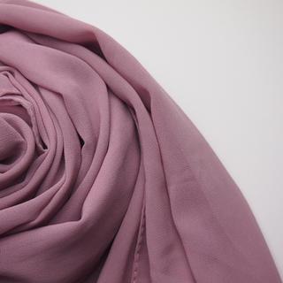 ✳︎シフォン ヒジャブ (ピンク)✳︎(バンダナ/スカーフ)