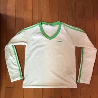 アディダス(adidas)のアディダス ロングTシャツ(ウェア)