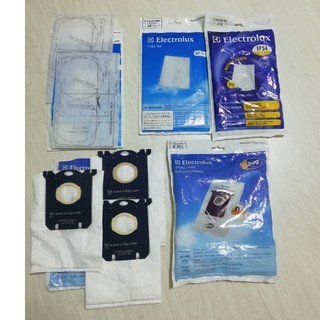 エレクトロラックス(Electrolux)のエレクトロラックス ダストバック モーターフィルター セット(掃除機)