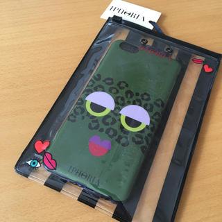 アイフォリア(IPHORIA)のIPHORIA★アイフォリア  モンスター柄 iphone plusケース(iPhoneケース)