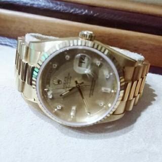 ロレックス(ROLEX)のロレックス デイデイト  18238A   18kイエローゴールド(腕時計(アナログ))