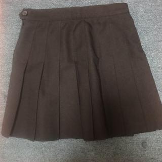 アメリカンアパレル(American Apparel)の黒テニススカート(ミニスカート)